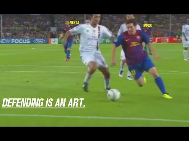 The Art of Defending.