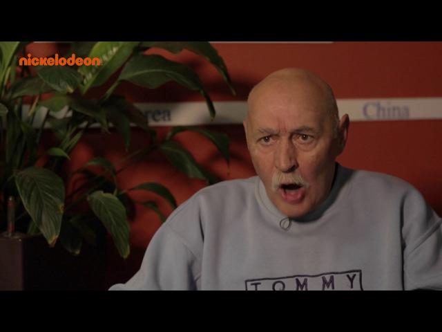 Юрий Меншагин озвучивает Планктона из шоу Губка Боб Квадратные Штаны