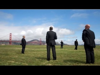 Fake News And Our Scripted Reality - Barack Obama And The Golden Gate Bridge