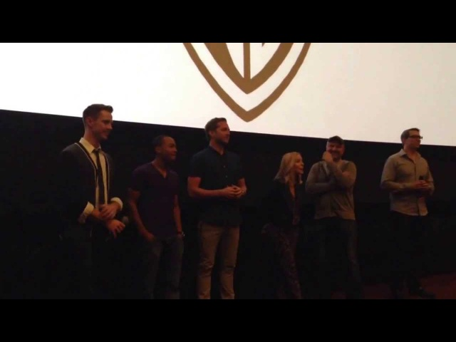 Clips from Veronica Mars QA at PATH Screening