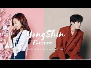 Park Shin Hye and Jung Yong Hwa | YongShin Forever pt.2