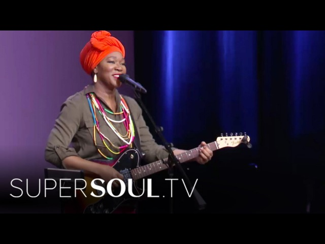 India.Arie Sings I Am Light