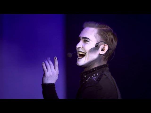 Sergey Smolin - Dalamar (сцена Конклав из фэнтези-мюзикла Последнее Испытание )