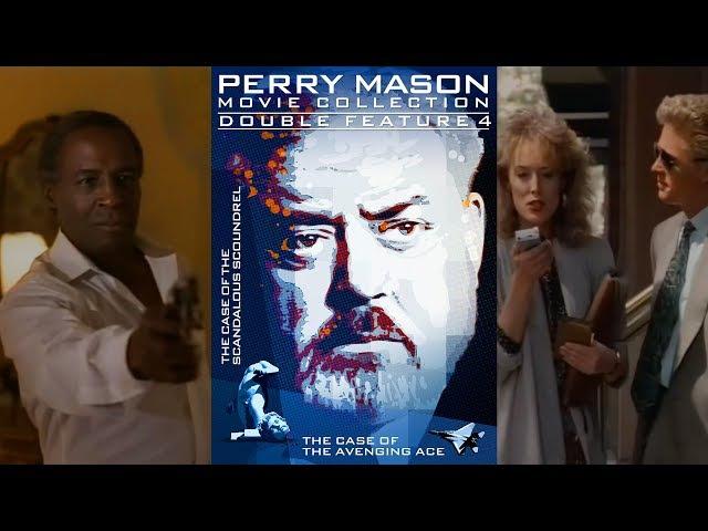 Перри Мейсон: Дело скандального хроникёра. Редактор плавает застреленным после ...