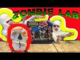 Crazy mummy show in zombie lab Doctor Dreadful Kids Video