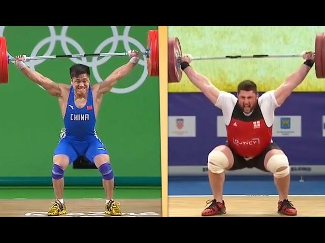 All World Weightlifting Records (2017) / Все мировые рекорды. Тяжелая атлетика