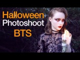 Creepy Halloween Photoshoot - Canon 5D Mark IV