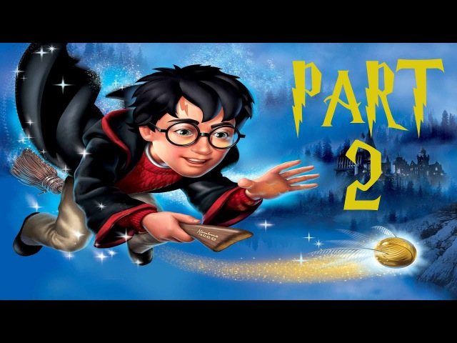 Прохождение Harry Potter and the Philosopher's Stone — Часть 2: Дракон