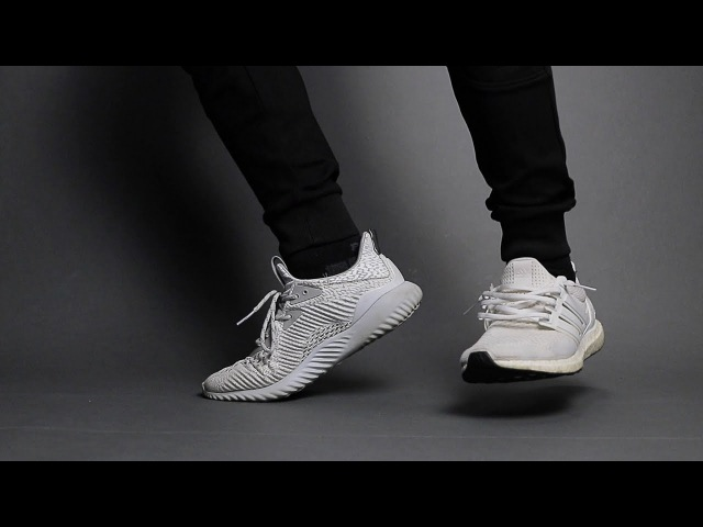 500 Miles Test: Adidas ALPHABOUNCE is better than ULTRABOOST 1.0? The Best shoe for travelling