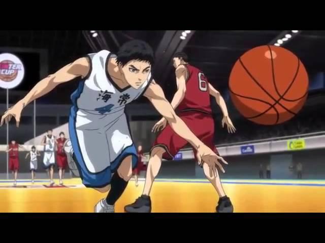 Kuroko no Basuke S3 - Kasamatsu-senpai's Ball-handling
