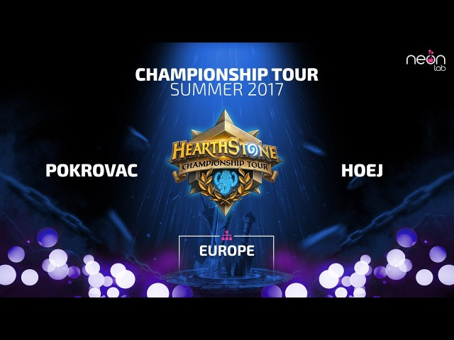 Hoej vs Pokrovac - Europe Qualifiers