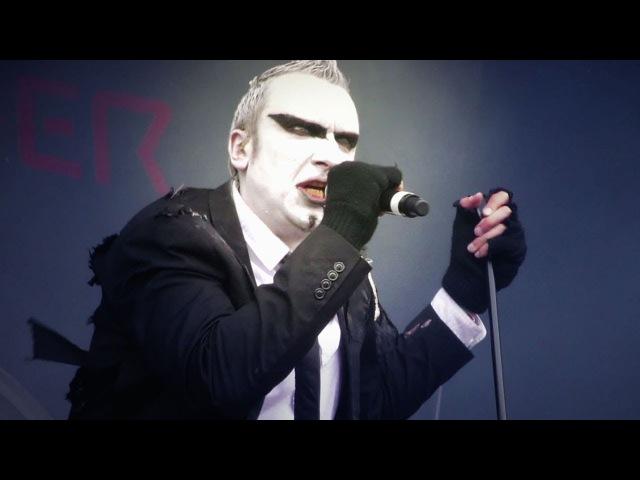 GOTHMINISTER - Der fliegende Mann (2017) official clip AFM Records