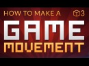 How to make a Video Game in Unity - MOVEMENT (E03)