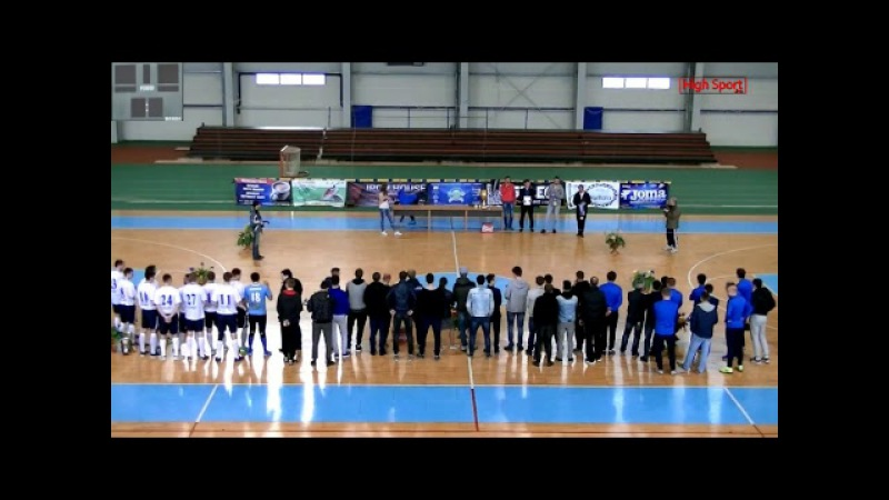 Футзал. Лига АРМФС. Динамо - СумГУ| HighSportLive | HSL
