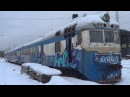 Дизель-поезд Д1-749 мой первый и последний видеообзор Д1 в России
