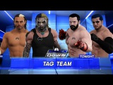 Hardy Boyz vs The Wolfpack 14 of Tag Team Championships Tournament