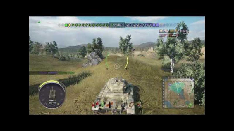 World of Tanks PS4 M24 Chaffee Master