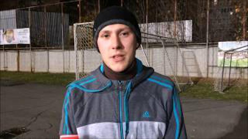 ИНТЕРВЬЮ. Егор Оносов - Максимум. 20 октября