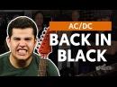 Back In Black - AC/DC (aula de guitarra)