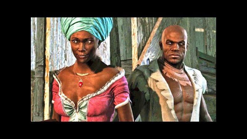 Grito de Liberdade 04: Trapos de Escravos - Assassin's Creed IV Black Flag
