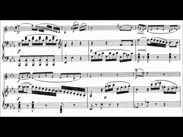 Mozart - Violin Sonata No. 32, B flat Major, K.454