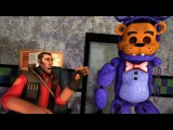 SFM FNAF: THE NEW ANIMATRONICS (Five Nights at Freddys Animation Compilation)