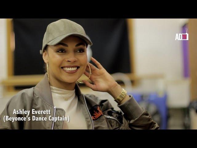 Ashley Everett -