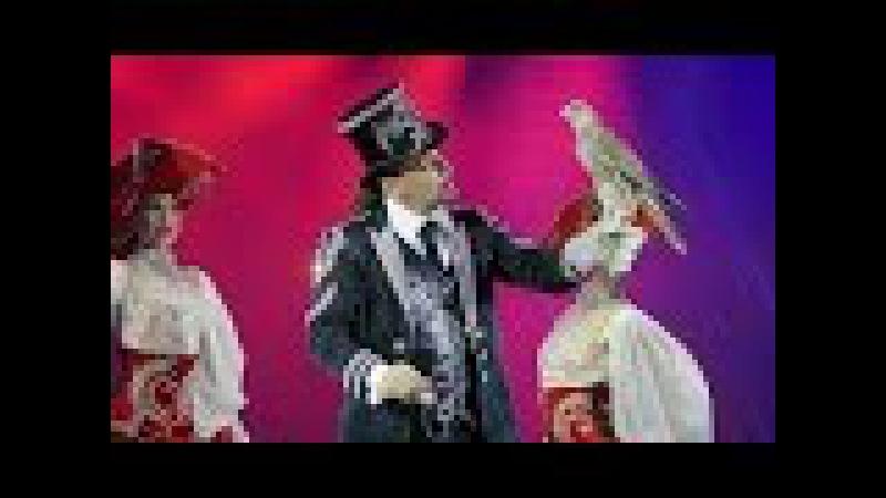 Шоу Магия цирка - Цирк Никулина на Цветном