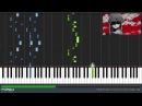 Mirai Nikki Opening 1 - Kuusou Mesorogiwi (Synthesia)