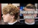 TRANSFORMATION COMBOVER TUTORIAL: LOW BALD FADE