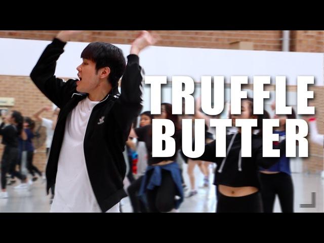 Nicki Minaj Truffle Butter ft Drake Lil Wayne JIN CHOREOGRAPHY @ IMI DANCE STUDIO