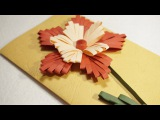 DIY Ideas  Paper Quilling Designs on Cards  HandiWorks #77