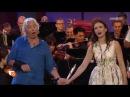 Дмитрий Хворостовский,Аида Гарифуллина Hvorostovsky, Garifullina 2017 06 23 Summernights gala rehearsal