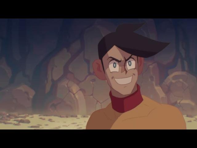 Короткометражная анимация «История - X» | Подготовлено DeeAFilm