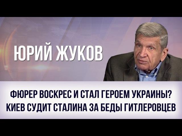 Юрий Жуков. Фюрер воскрес и стал героем Украины? Киев судит Сталина за беды гитле...