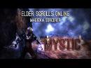 Magicka Sorcerer Build Mystic PvE - Homestead ESO