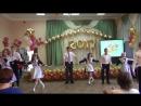 Вальс на последний звонок 9В класс выпуск 2017 года школа № 1 Североморск