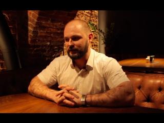 Интервью с наставником  Денис Малыхин