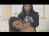 Mature lesbian _ teen lesbian kissing