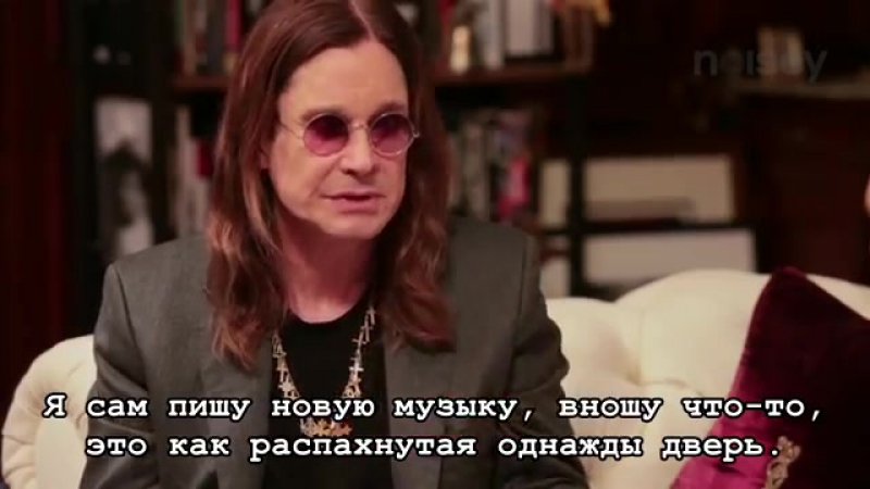 Ozzy Noisey interview Русские Субтитры (by TFH)