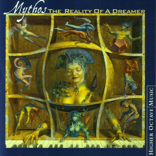 Mythos альбом The Reality Of A Dreamer