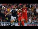 Шотландия - Англия 2:2. Обзор матча. Квалификация ЧМ-2018.