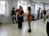 Первый в танцевальном сезоне турнир по хастлу