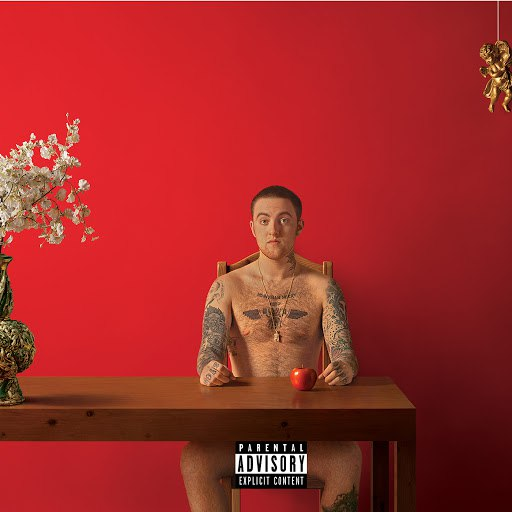 Mac Miller альбом Watching Movies With The Sound Off (Deluxe Edition)