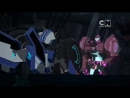 "Transformers: Robots In Disguise Combiner Force S03E11 ""Guilty As Charged"""