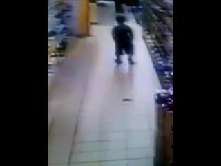 Теракт в магазине