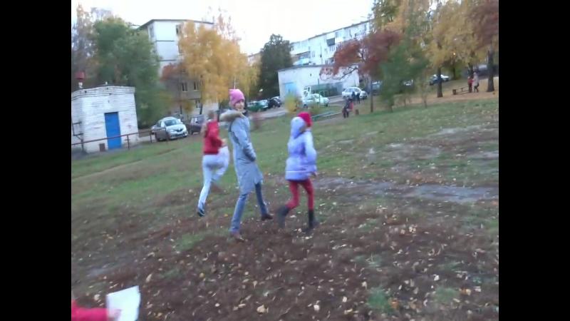 Квест 2017-Осень-рыжая подружка.