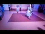 Детский хореографический  ансамбль грузинского танца Лазика 2017г СПБ. Танец попури. Отборочный конкурс