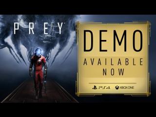 Демоверсия Prey — первый час игры