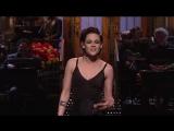Kristen Stewart SNL Monologue - Кристен Cтюарт хостит SNL